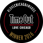 TimeOut Love Chicago Winner 2016