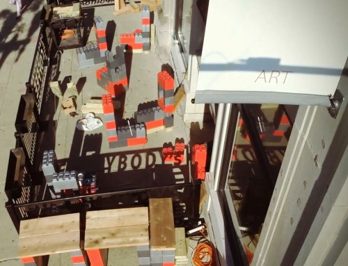 Patio Building Time-Lapse Video