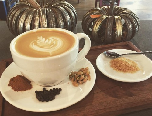 Special Pumpkin Spice Latte