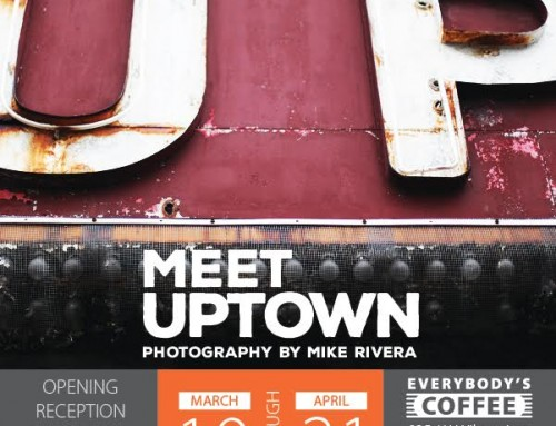 NEW ART SHOW: Photography by Mike Rivera