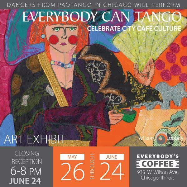 Summer Art Show: Everybody Can Tango