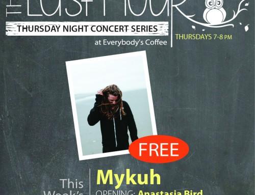 Last Hour Concert: Mykuh & Anastasia Bird