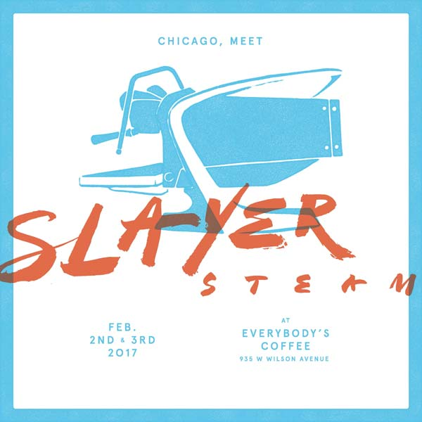 Chicago Meet Slayer Steam Event