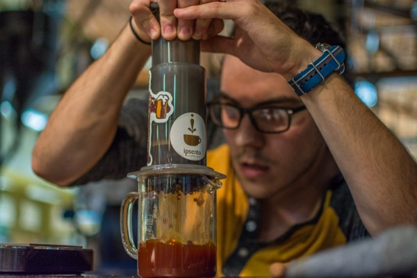 Midwest Regional AeroPress Championship At Metropolis in Chicago