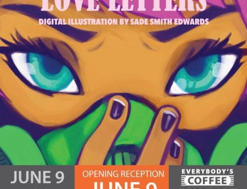 Love Letters by Sade Edwards