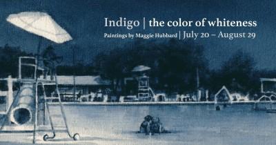 Maggie Hubbard art show
