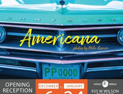 Americana, photos by Mike Rivera